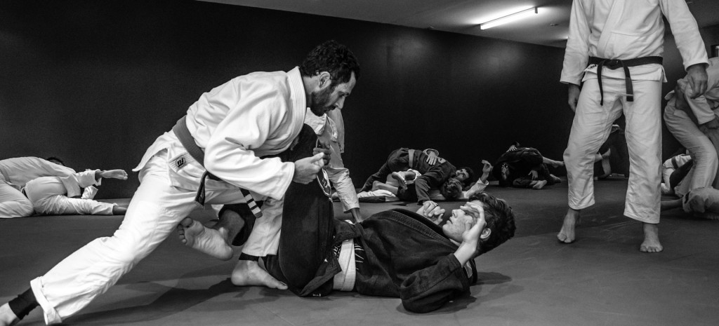 Adults Brazilian Jiu Jitsu