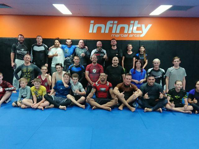 Springfield - Infinity Martial Arts